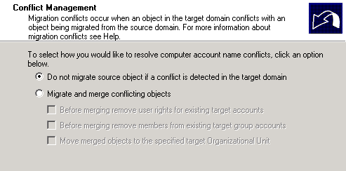 Computeur 10 Conflict integration