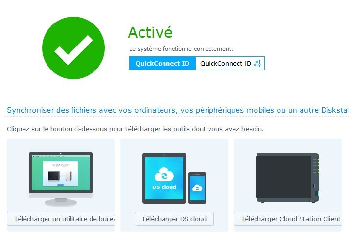 CloudStationact